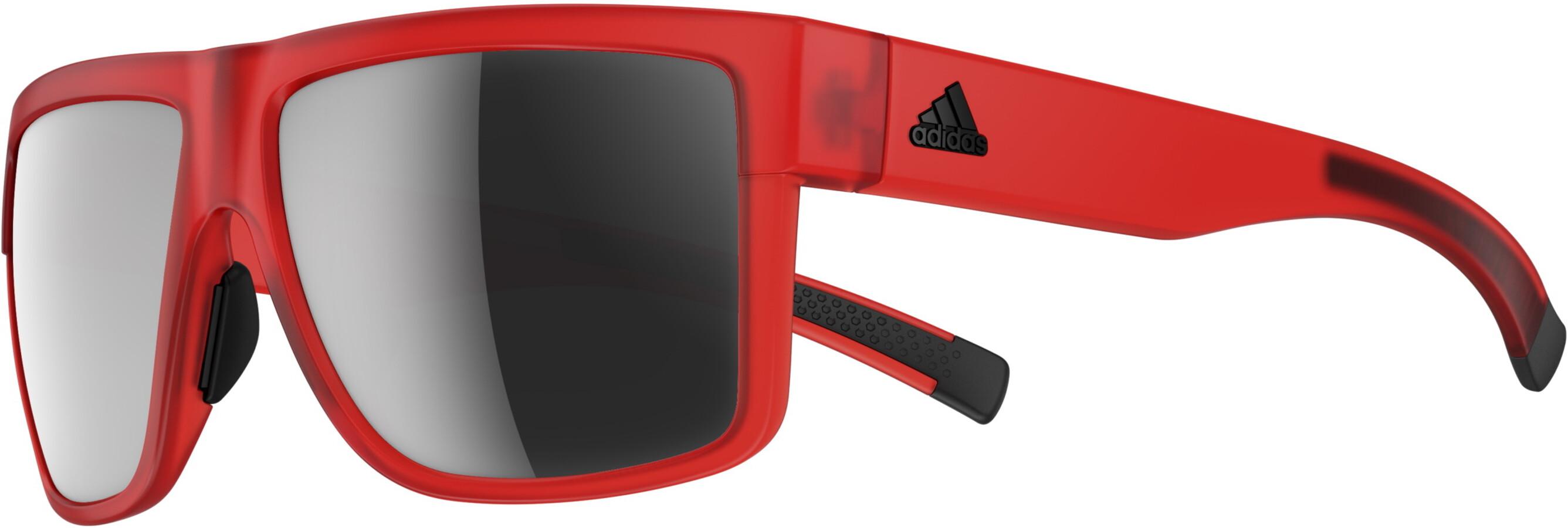 f995dec808f3 adidas 3 Matic Sykkelbriller rød